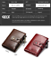 Men-Women-Genuine-Leather-Cowhide-Trifold-Wallet-Credit-Card-ID-Holder-Purse-New thumbnail 7