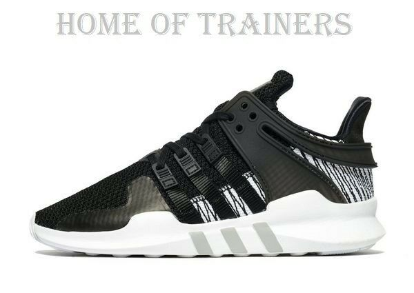 adidas Originals EQT Support ADV Noir blanc  281413 Junior Girls femmes Trainer 281413  c98d93