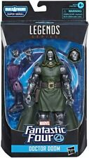 "Hasbro Marvel Legends 6"" Fantastic Four Doctor Doom Super Figure"