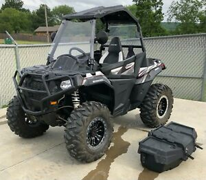 2016 Polaris Ace 900 SP 330 Miles 60 Hours Black LOCAL PICK-UP ONLY