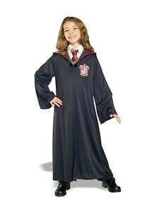 in vendita all'ingrosso sito ufficiale prevalente Dettagli su BAMBINO con Licenza Harry Potter Grifondoro veste costume  miliardi- mostra il titolo originale