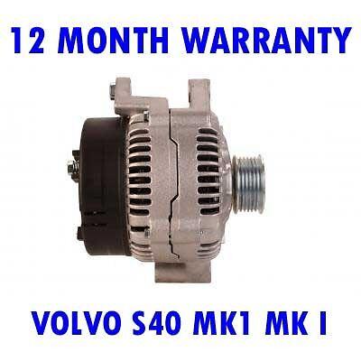 Volvo s40 mk1 mk I 1.6 1.8 1.9 2.0 1995 1996 1997-2003 alternator