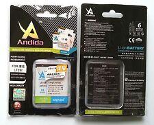 Batteria maggiorata originale ANDIDA 2000mah x Sony Xperia E1 Dual D2105