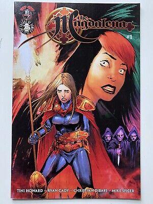 Reborn #1 Image Comics Cover E Variant Frank Cho High Grade Netflix Optioned