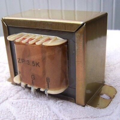 10W 5.2K-6K:0-4-8Ω Output Transformer OPT 6P3 6P6 EL84 EL34  Tube Amplifier
