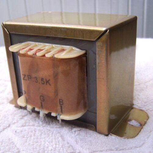 10W 5.2K-6K:0-4-8Ω Output Transformer OPT 6P3 6P6 EL84 EL34  Tube Amplifier