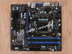 MSI B75MA-P45 Intel TPM Device Treiber Windows XP