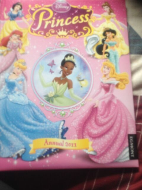 Disney Princess Annual: 2011 by Egmont UK Ltd (Hardback, 2010)