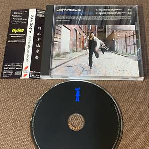 "Promo JAMIROQUAI Black Capricorn Day JAPAN 4-track 5"" MAXI CD ESCA8060 w/OBI+PS"