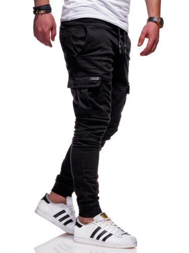 Jeans Regular Pants Behype Men's Fit joggers Jn 3839 Chino xTqxO54