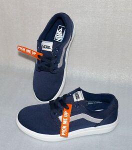 Details zu Vans Chapman Super Lite Y'S Mesh Textil Kinder Schuhe Sneaker Gr 31 UK13 Dk.Blau