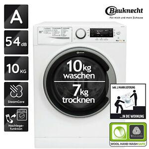 Waschtrockner-Frontlader-A-10-BAUKNECHT-WATK-SENSE-107D61-EU-10-7-kg-2ML