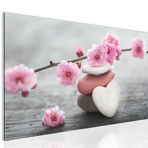 Flowers-Canvas-Print-Wall-Art-Pictures-Modern-Home-Decor-Blossom-Living-Room