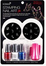 Konad Stamping Nail Art Set C starter kit
