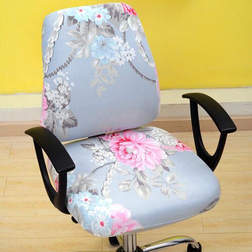 Bezug Husse Überzug Sitzfläche Sitzbezug für Bürostuhl Bürodrehstuhl