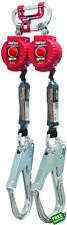 Miller Twin Turbo 6 Foot Fall Protection System With G2 Connector And Aluminum L