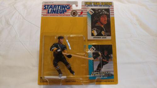 1993 Kenner Starting Lineup SLU Jaromir Jagr Pittsburgh Penguins