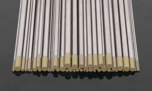 """TIG Welding Tungsten Electrodes.040/"""" 1//16/"""" 3//32/"""" 1//8/"""" 5//32/"""" by 7/"""" Length 10pcs"""