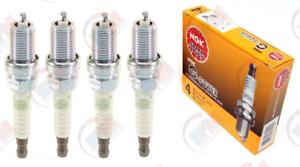 """Set of 4 NGK /""""PLATINUM/"""" Spark Plugs for 2008-2014 Dodge Avenger 2.4L"""