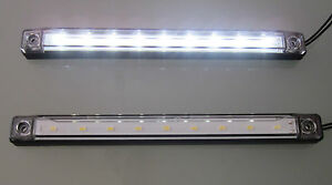 led innenleuchte lwd 984 innenraumleuchte leuchte lampe 12v 24v ebay. Black Bedroom Furniture Sets. Home Design Ideas
