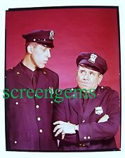 Car 54 Where Are You? orig 4x5 transparency NBC-TV Fred Gywnne Police New York