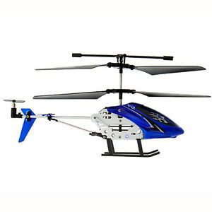 The-Repeller-3-Channel-RC-Helicopter-w-Metal-Frame-amp-IR-Transmitter-2-Colors