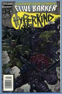 Hyperkind-1-1993-Marvel-Razorline-Comics-Clive-Barker