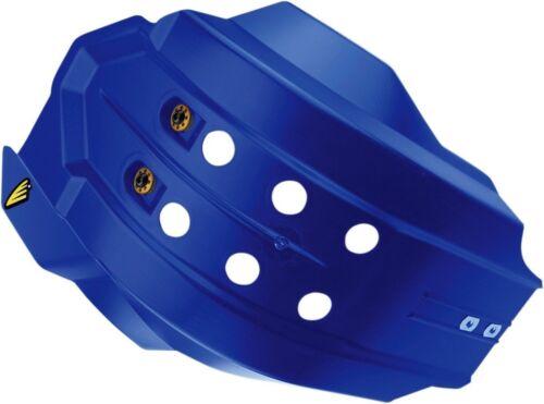 Cycra Blue Full Armor Skid Plate for Yamaha YZ 250 F 450 F 14-16 6211-62