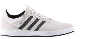 Adidas SUCIU ADV Crystal White Black Silver Metallic BB8751 (404) Men's shoes