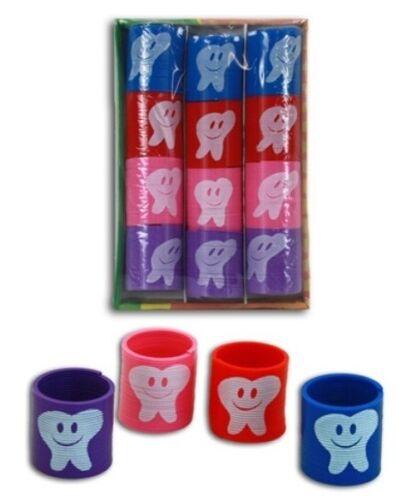 Spielzeug & Modellbau (Posten) 12 x Zahn Spirale Mitgebsel Giveaway Kinder Geburtstag Tombola 7,5cm
