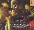 Jordi Savall Dominique Fernandez Lachrimae Caravaggio CD
