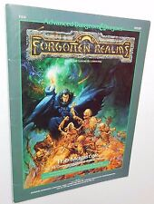 Dungeons & Dragons Forgotten Realms The Magister 9229 TSR FR4 Game Module