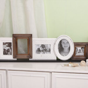 Cadre Photo Shabby Look collage photos Galerie Photos Cadre Antique Blanc