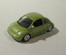 Welly Volkswagen VW New Beetle rot in 1:60  Neu /& OVP