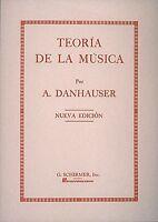 Teoria De La Musica Nueva Edicion Voice Technique Special Products 050326630