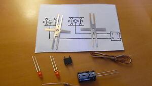 lot-ho-ECLAIRAGE-WAGONS-HO-led-3mm-KIT-COMPLET-POUR-FIN-DE-CONVOI