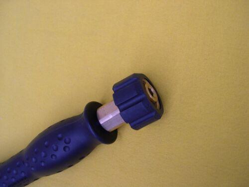 HD HDS Hochdruckreiniger Pistole Lanze 700mm M22HV Strahlrohr für Kärcher HD u