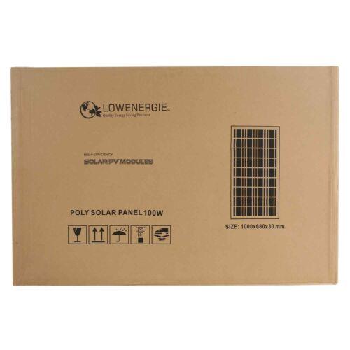 200 W Panneau Solaire Kit 12V//24V PWM contrôleur de charge de la Batterie Câbles CROCHETS K4