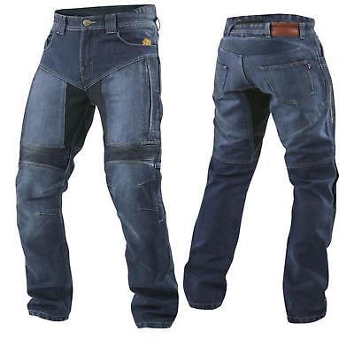 Verantwortlich Trilobite Agnox Forcefield Herren Motorrad Hose L32 Protektoren Jeans Schutz GüNstigster Preis Von Unserer Website