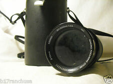 """Rokinon"" Camera Lens 80-200mm 1:4.5 Macro Focusing Zoom With Hard Case"