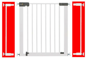 safety 1st quick close plus t rschutzgitter treppenschutzgitter verl ngerung ebay. Black Bedroom Furniture Sets. Home Design Ideas