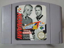N64 Spiel - International Superstar Soccer 98 (PAL) (Modul) 10635575