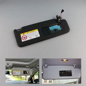 Vorne-Rechts-Innere-Sonnenblende-Schwarz-Fuer-VW-GTI-Golf-MK7-VII