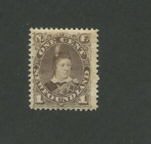 1896-Newfoundland-Edward-Prince-of-Whales-1-Cents-Postage-Stamp-43
