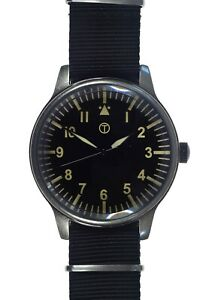 MWC-Classic-Retro-Design-Military-Watch-with-12-Hour-Dial-in-Presentation-Box