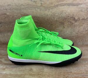 f80afb076d3b Nike MercurialX Proximo II DF TF Turf Men s Soccer Shoes Electric ...