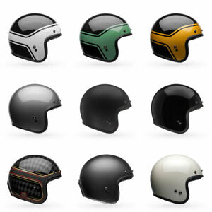 2020-Bell-Custom-500-3-4-Open-Face-Motorcycle-Helmet-Pick-Size-amp-Color