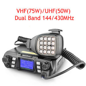 VHF-UHF-Mobile-Ham-Radio-Transceiver-75W-Dual-Band-Station-Repeater-Cross-Band