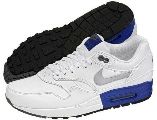 NIKE Air Max 1 1 Max Premium Neu Gr:45,5 US:11,5 Sneaker Premium Weiß weiß Schuhe 2f7dc0