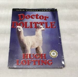 AUDIO-CLASSICS-LIBRARY-AUDIO-CD-HUGH-LOFTING-DOCTOR-DOLITTLE
